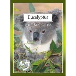 Bispol Scented Tealights podgrzewacze zapachowe ~ 4 h 6 szt - Eucalyptus